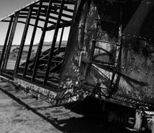 Train Wreck Graveyard