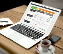 Whitelabel – Web App Dashboard