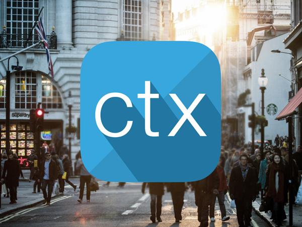 CTX – Mobile App Branding